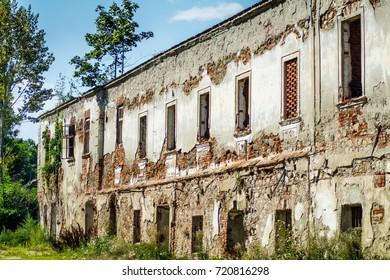 Trebic City, Czech Republic, Europe