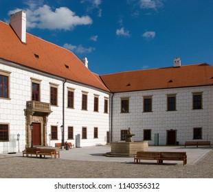 Trebic South Moravia Czech Republic