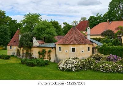 Trebon, Bohemia, Czech Republic