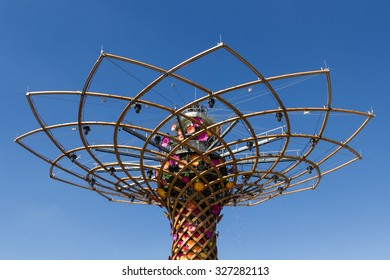 Tree of Life in Expo Milan 2015