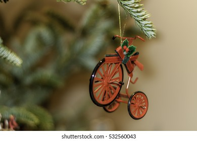 Tree Tricycle for Christmas