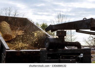 Wood Shredder Images, Stock Photos & Vectors | Shutterstock