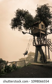 The treehouse  at la casa del arbiol