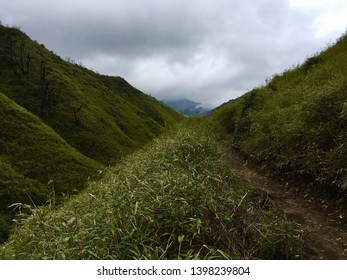 Trek of Dzukou Valley, Nagaland, Northeast India in Nagaland and Manipur - dark death vallez