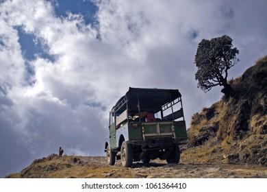 Trek to Sandakphu in West Bengal, India