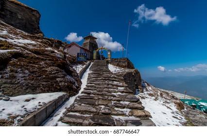Trek to Tungnath Chopta