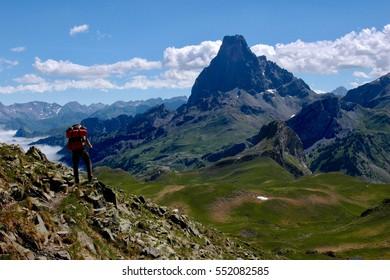 Trekking in the Pyrenees