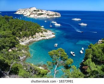 Tremity islands