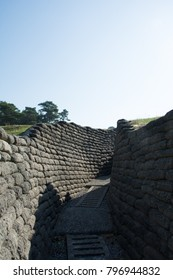 Trenches at Vimy Ridge France