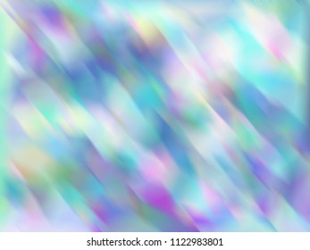 Trendy stylized iridescent texture as abstract grunge background.