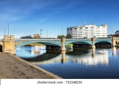Trent Bridge in Nottingham