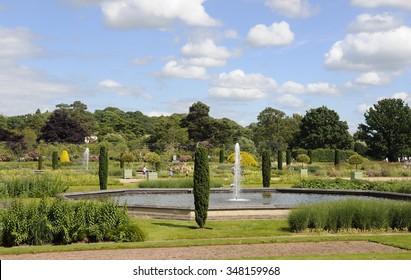 Trentham Italian Gardens, Stoke-on-Trent, Staffordshire