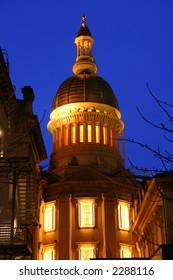 Trenton NJ Capitol Spire