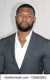 Trevante Rhodes at the Hammer Museum Gala In The Garden held at the Hammer Museum in Westwood, USA on October 14, 2017.