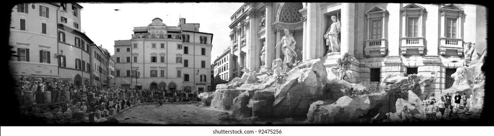 Rome Noir Et Blanc Images Stock Photos Vectors Shutterstock