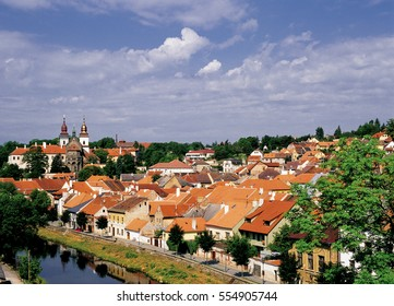 trevic town scape