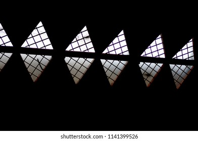 Triangle Ceiling Shapes