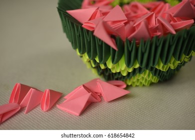 How to Make an Origami Bowl | 280x390