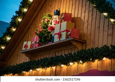 Christmas Lights Cabin Images, Stock Photos \u0026 Vectors