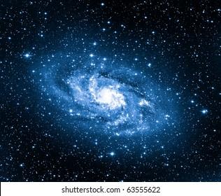 Triangulum galaxy
