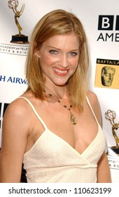 Tricia Helfer at the 5th Annual BAFTA-LA Tea Party honoring Emmy Nominees. Wattles Mansion, Los Angeles, CA. 09-15-07