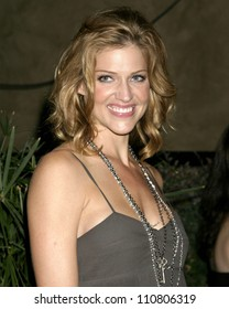 Tricia Helfer at the EW Magazine and Sci-Fi Channel Comic-Con Party. Solamar Hotel, San Diego, CA. 09-28-07