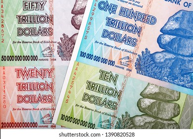 Trillion dollars from Zimbabwe, a business background