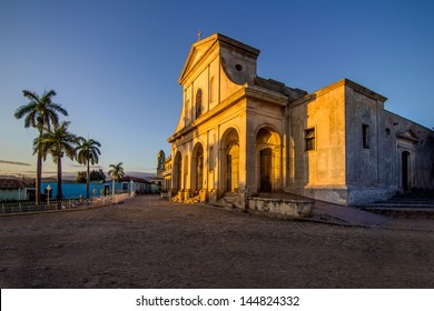 Trinidad - Church of the Holy Trinity - UNESCO World Heritage Site