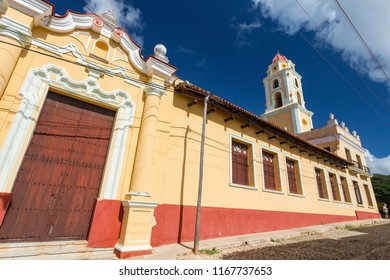 Trinidad, Cuba. National Museum of the Struggle Against Bandits
