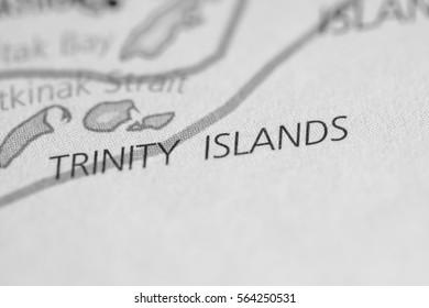 Trinity Islands. Alaska. USA