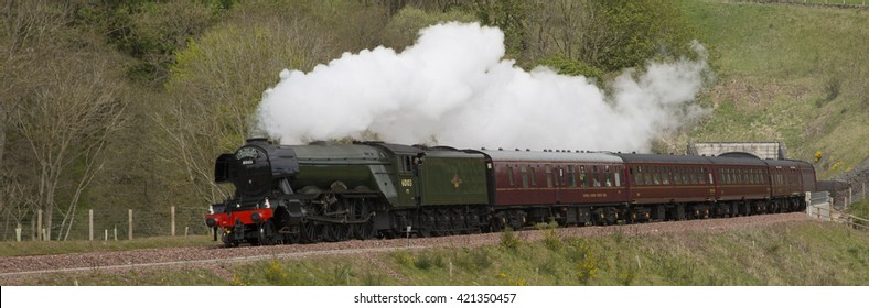 a trip to the borders on Sunday the 15th May 2016, to catch a shot or two of the iconic Flying Scotsman.