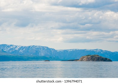 trip to nordkapp, view to a fjord