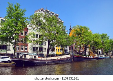 trip through the picturesque canals of Amsterdam. Amsterdam is the capital and most populous city of the Netherlands