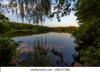 Triphammer Pond, Wompatuck State Park