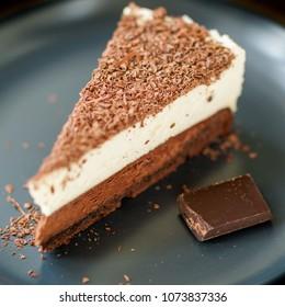 Triple layers chocolate cake