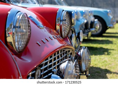Triumph Car Images, Stock Photos & Vectors | Shutterstock