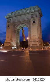 Triumphal Arch from Bucharest