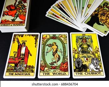 Magician Tarot Stock Photos, Images & Photography | Shutterstock