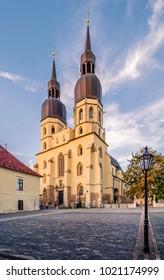 Trnava (Slovakia) - St Nicolas' Cathedral