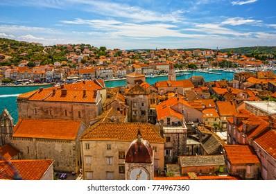 Trogir town view, Croatia