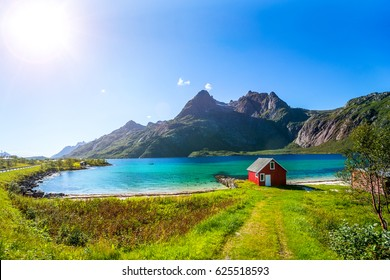 Trollfjord, Lofoten