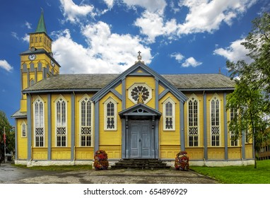 Tromso Cathedral (Norwegian: Tromso¸ domkirke) is a cathedral in the city of Tromso in Troms county, Norway. Founded 1252, completed 1861.