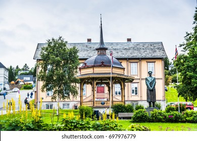 Tromso's building in Norway