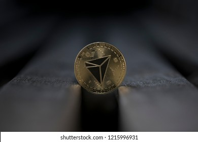 Tron Coin Images, Stock Photos & Vectors | Shutterstock