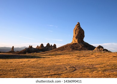 Trona Pinnacles, California Desert National Conservation Area