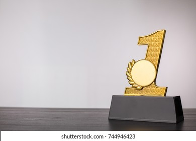 Trophy award show your success with your business.
