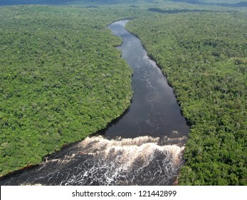 Tropical Amazon River