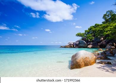 tropical beach - Australia