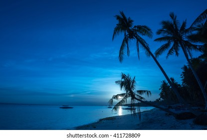Night Blue Maldives Stock Photos, Images & Photography | Shutterstock