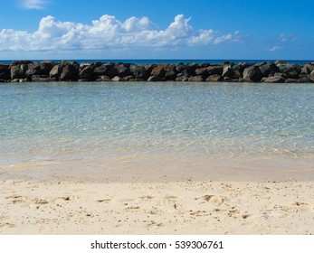 Tropical Beach in Barbados